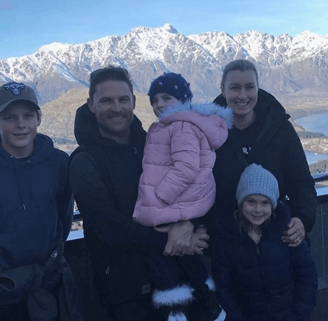 Brendon McCullum Wife And Children
