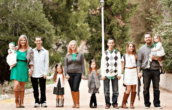Jaymeson Sweeten Family (Parents And Siblings)