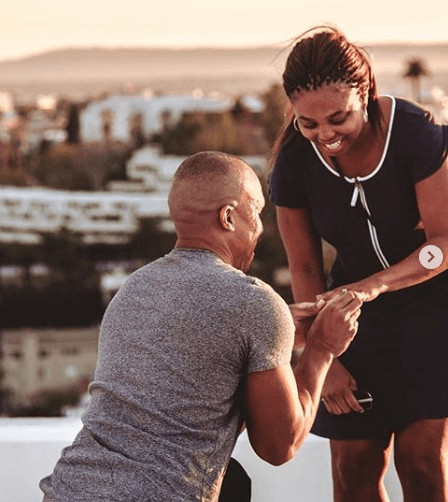 Jemele Hill Getting Proposed By Fiance