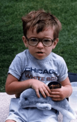 Jason Benetti When Very Young