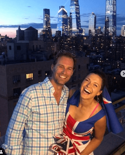 Maggie Rulli Vacation With Husband