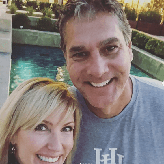 Tracy Kornet Husband