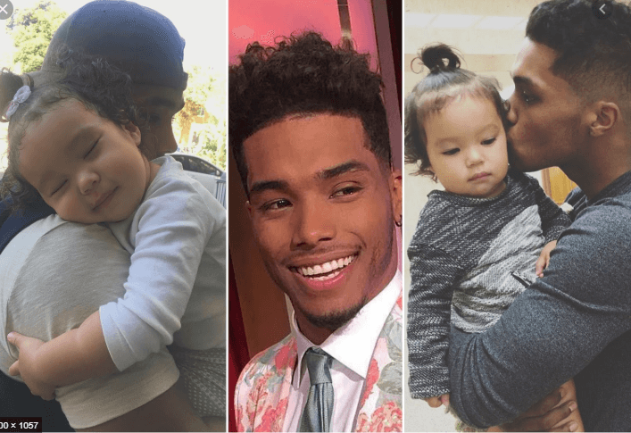 Kimiko Flynn And Father Rome Flynn Amazing Bond