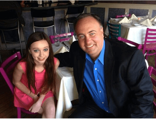 Don Orsillo Daughter On Her Birthday