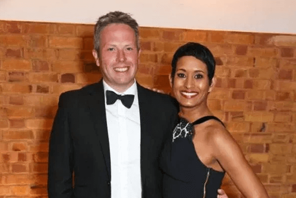Naga Munchetty Husband