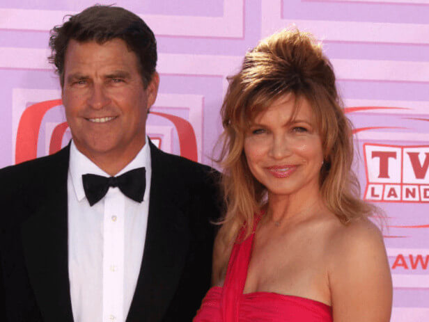 Beau Martin McGinley Parents Ted McGinley and Gigi Rice