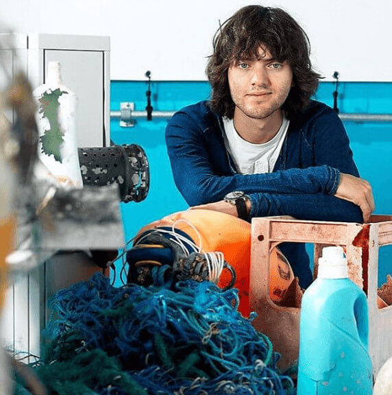 Boyan Slat The Inventor