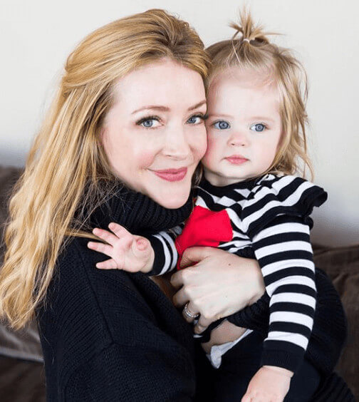 Jennifer Finnigan Daughter