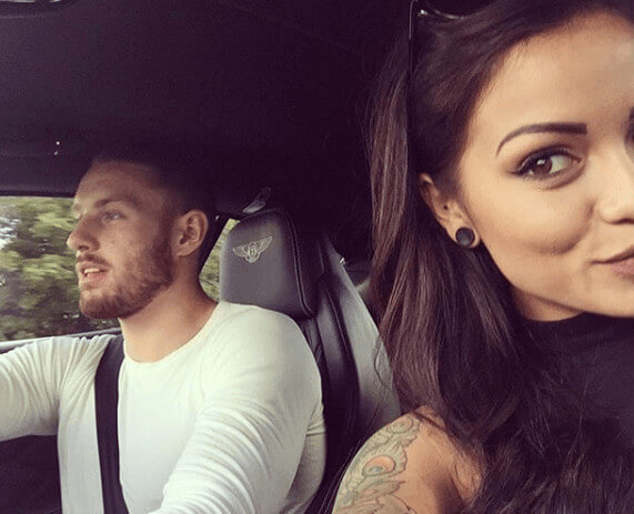 Connor Wickham Girlfriend On A Date