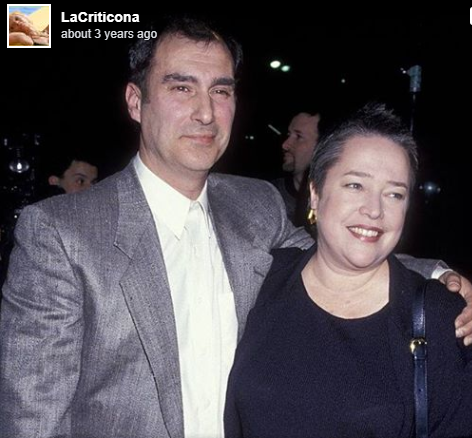 Tony Campisi,  his ex-wife Kathy Bates