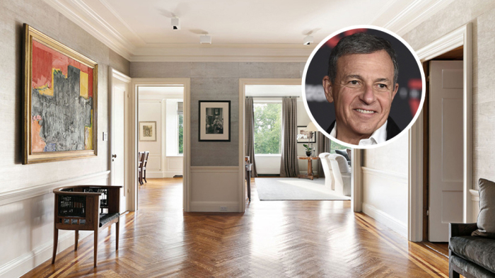 Bob Iger Sold His House Sized Apartment Source