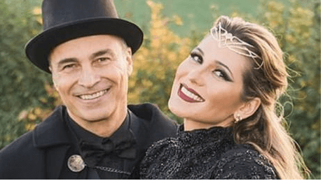 Livia Andrade Husband