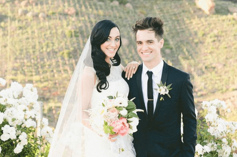 Sarah Urie Wedding Picture