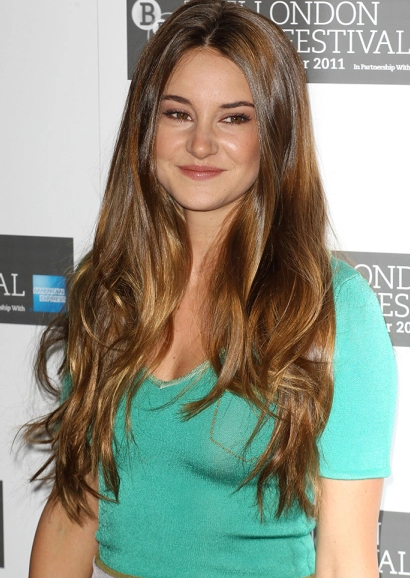 Shailene Woodley Long Hair