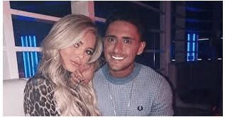 Ellie O'Donnell Ex-Boyfriend Stephen Bear