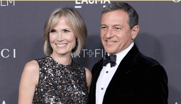 Amanda Iger Father Bob Iger and Step Mother Willow Bay