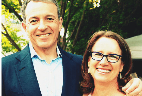 Amanda Iger Parents Bob Iger and Susan Iger