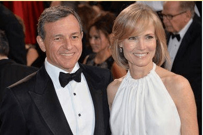 Willow Bay With Husband Bob Iger