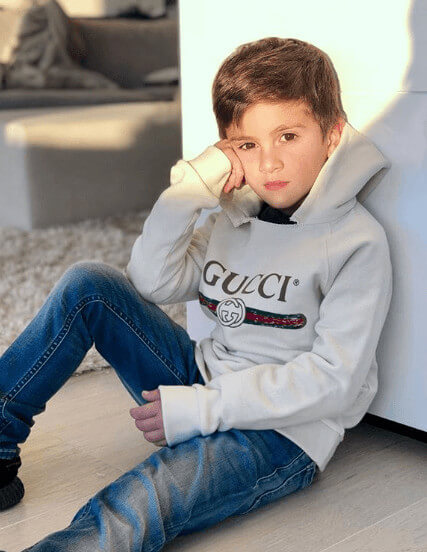 Thiago Messi Roccuzzo Very Good Looking