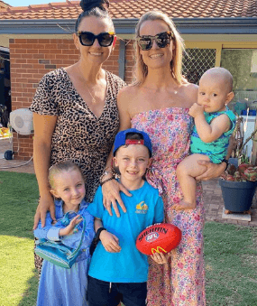 Casey Dellacqua Dream Like Family