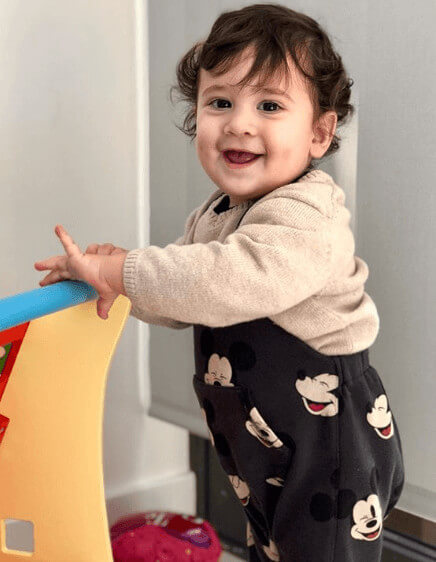 Ciro Messi Roccuzzo- Cuteness Overloaded. Why Is He ...