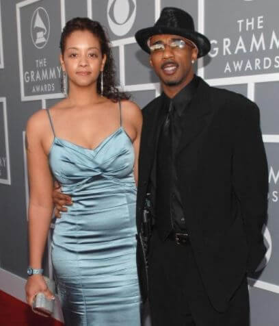Mariah Tresvant's father, Ralph Tresvant, and stepmother, Amber Serrano.
