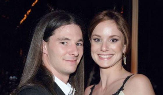 Keala Winterhalt's parents, Sarah Wayne Callies and Josh Winterhalt.