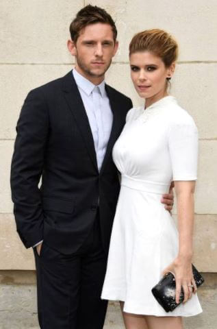 Daniel Mara's sister, Kate Mara, and brother-in-law, Jamie Bell.