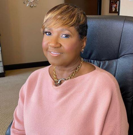 Usher Raymond III's first wife, Jonetta Patton.