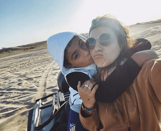 Giannina Maradona Moments With Son Will Bring Smile To ...