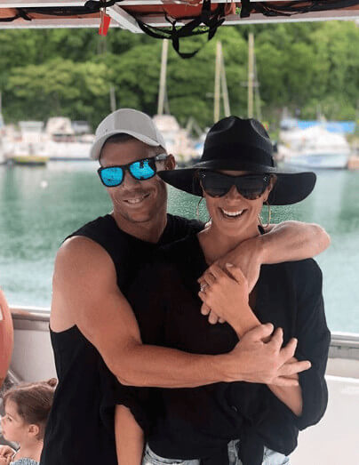 Candice Warner And Her Husband