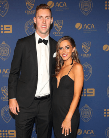 Billy Stanlake and Girlfriend Maddison Lochert