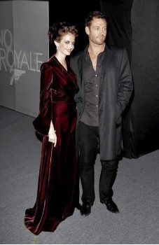 Marton Csokas and Ex-Girlfriend Eva Green