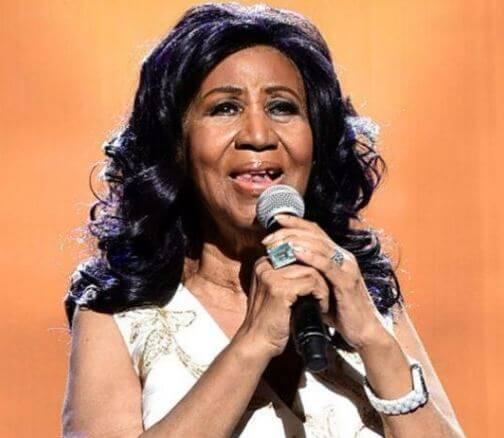 Teddy Richards's mother late Aretha Franklin