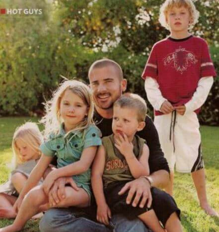 Dominic Purcell Children