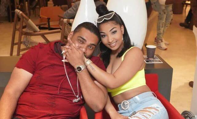 Romeich Major and Shenseea.