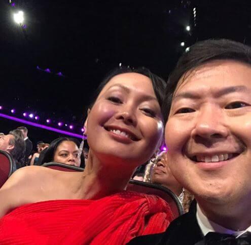 Tran Jeong Meet Wife Of Ken Jeong Vergewiki