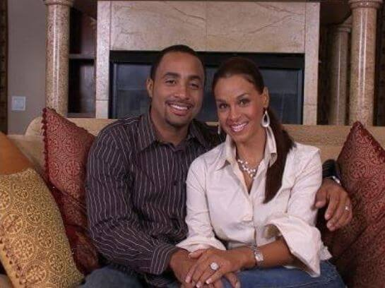 Jodie Fletcher's rumored parents, Terrell Fletcher and Sheree Zampino.