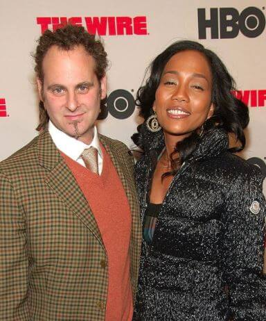 Sonja Sohn With Ex-Husband Adam Plack