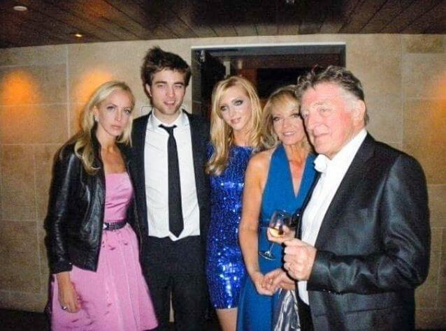 Clare Pattinson's family.