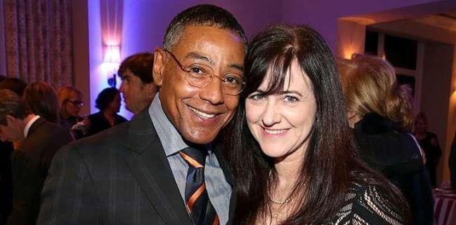 Shayne Lyra Esposito's mom, Joy McManigal and dad, Giancarlo Esposito.