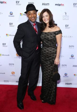 Syrlucia Esposito's parents Joy McManigal and Giancarlo Esposito.