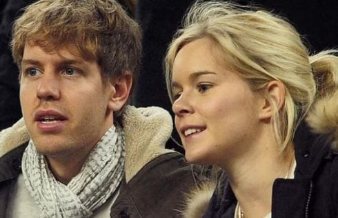 Hanna Prater Couple Time With Sebastian Vettel
