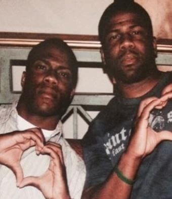 Robert Hart and Kevin Hart, Brothers