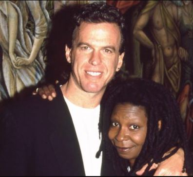 Alvin Louise Martin's ex-spouse Whoopi Goldberg with ex-husband Lyle Trachtenberg