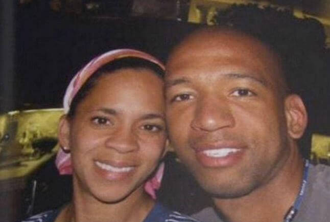 Janna Williams parents Ingrid Williams and Monty Williams.