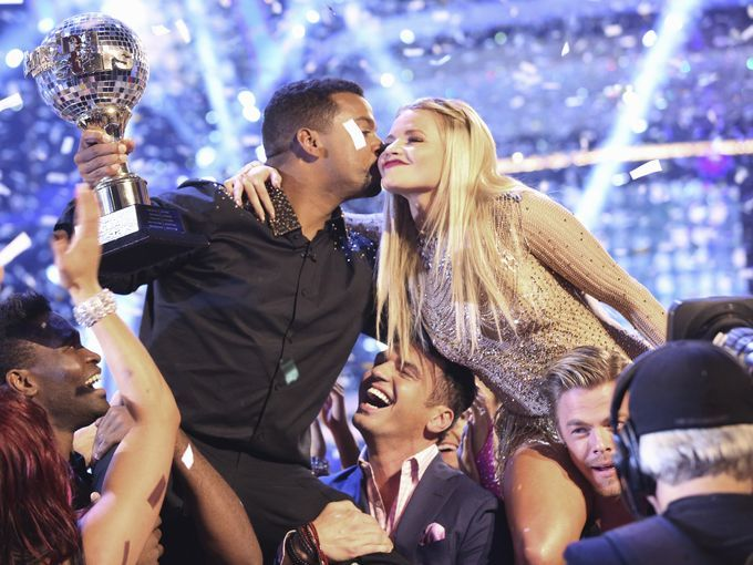 Image result for witney carson winning
