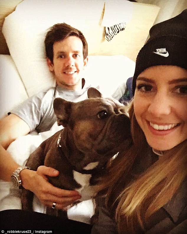 Image result for Robbie Kruse wife