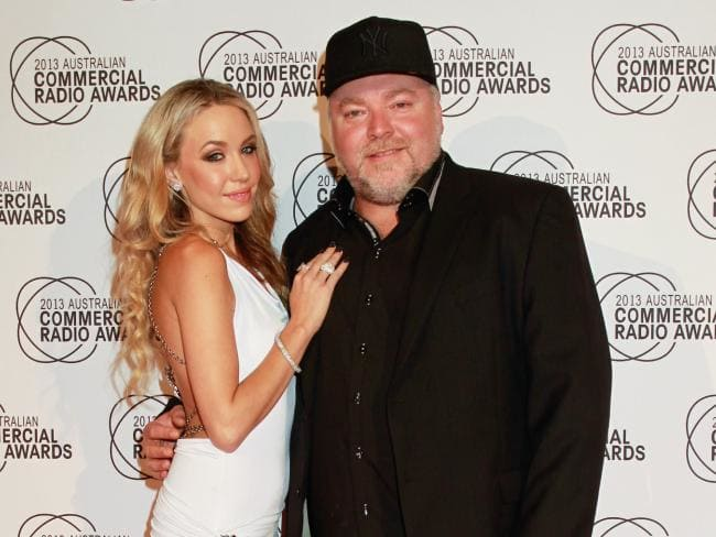 Image result for kyle sandilands and imogen anthony