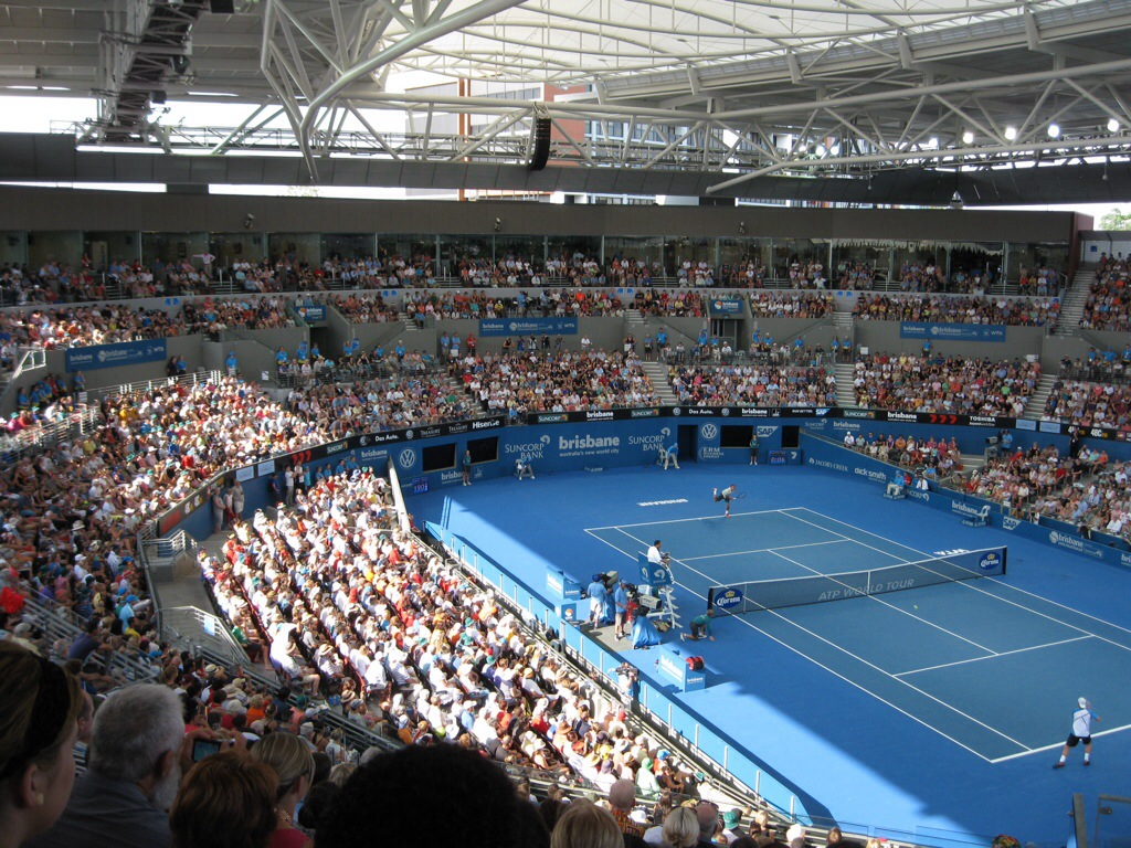 Image result for pat rafter arena